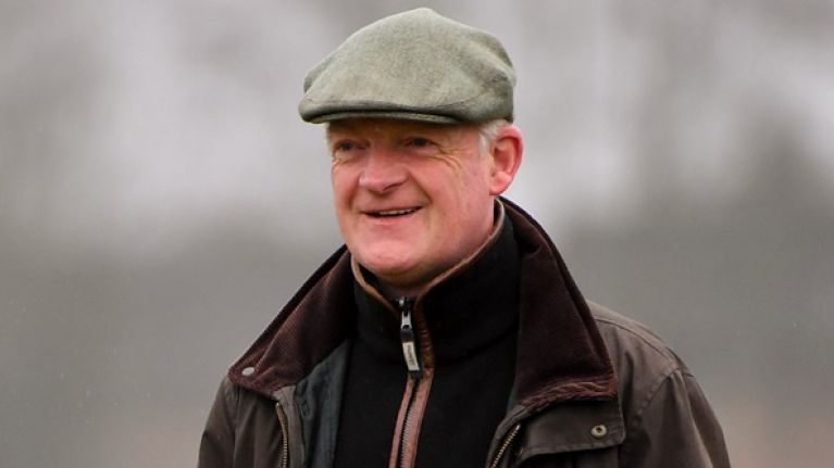 Mullins enjoys Newmarket One-Two