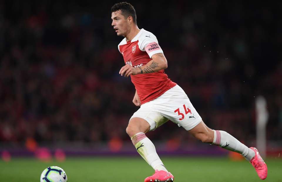 Xhaka – We Must Take The Positives