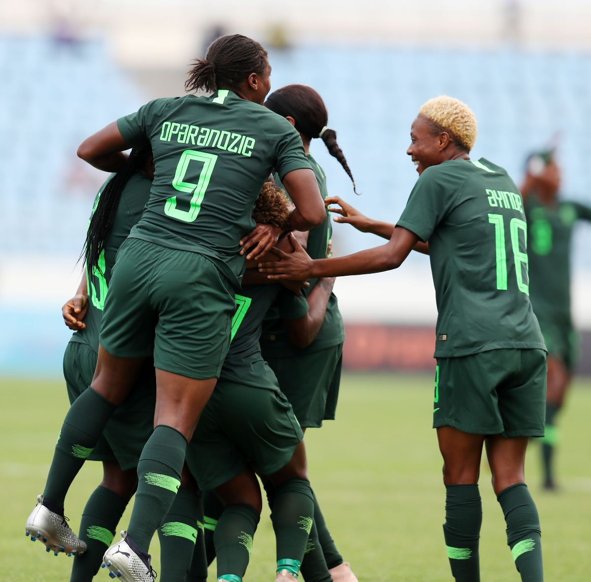 Super Falcons For China Invitational Tourney In January
