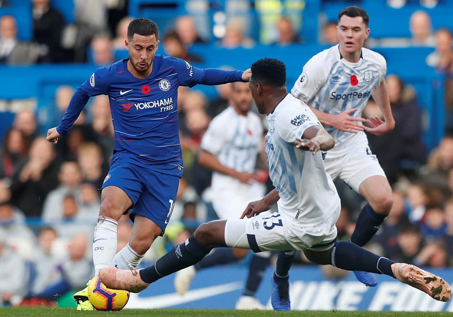 EPL: Moses Misses 6th Straight  Game As Everton Hold Chelsea At Stamford Bridge