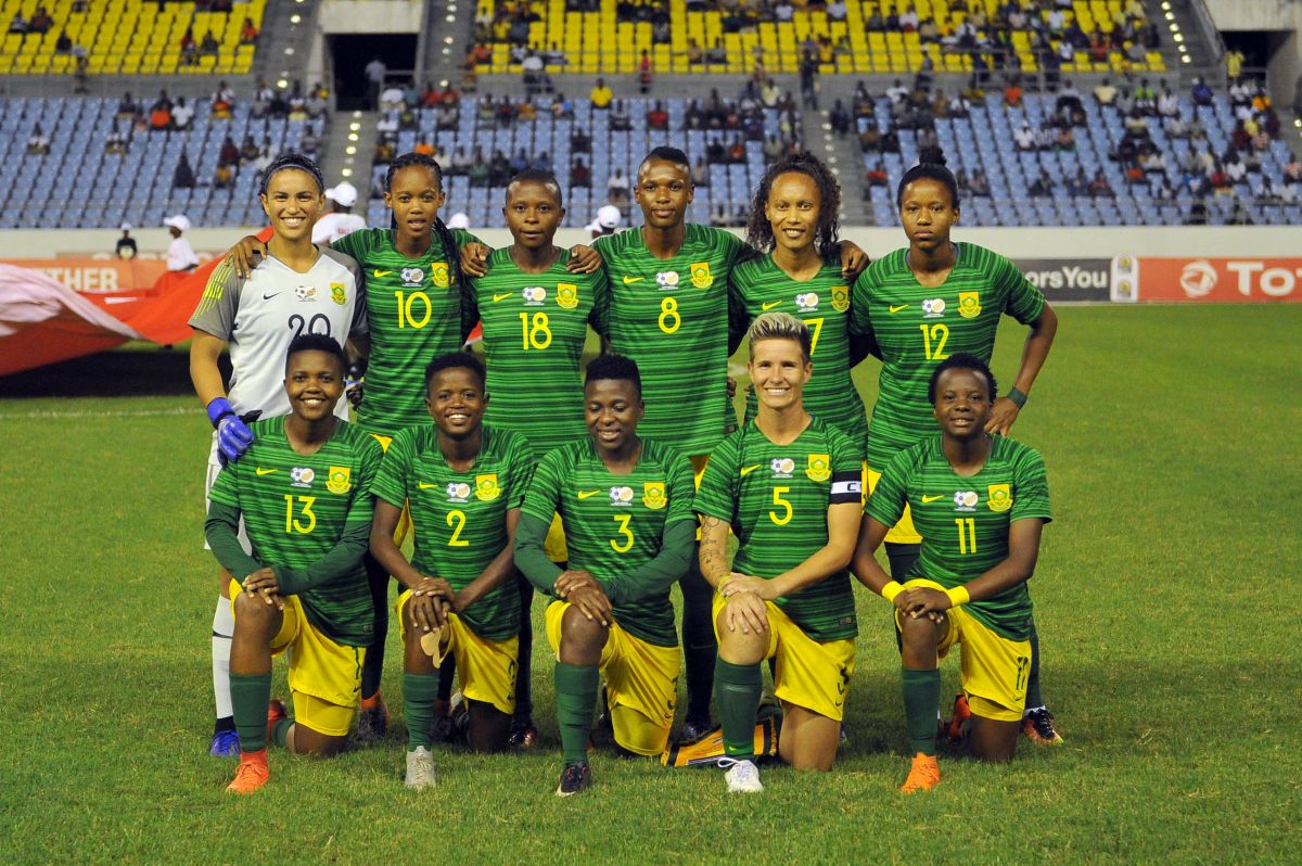 AWCON 2018:  Ellis Relishes Banyana Win Vs Eq. Guinea; Targets World Cup Ticket