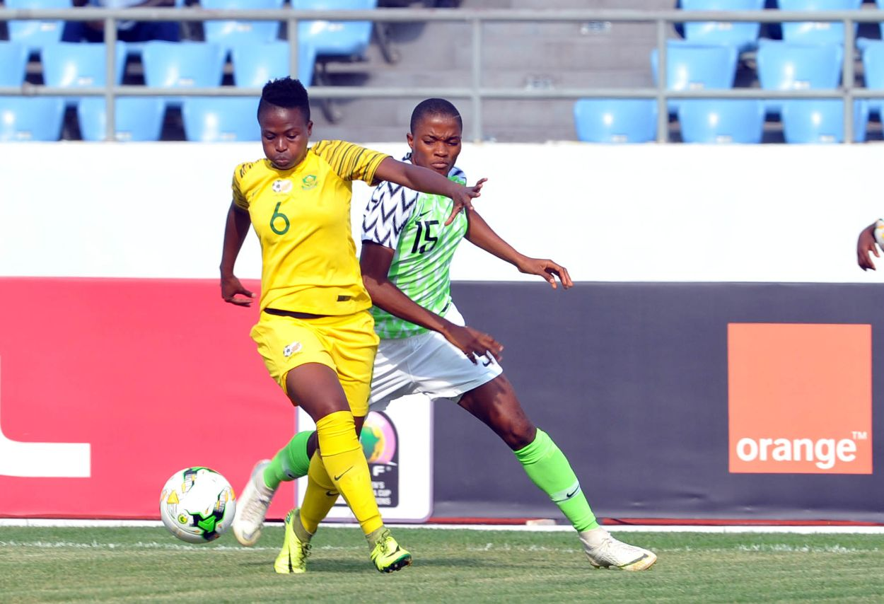 Ajibade: Super Falcons Will Edge Banyana In AWCON Final With Quality, Experience