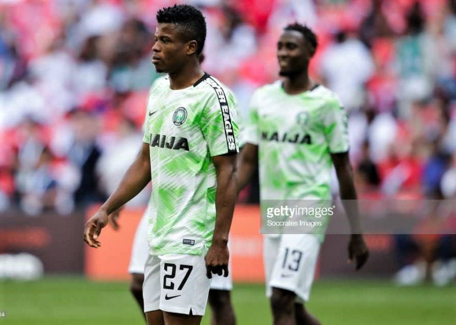 Mikel Agu Confirms Arrival Date For South Africa Tie