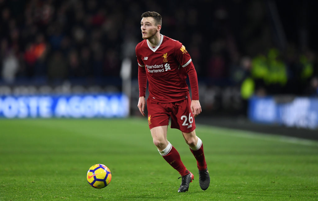 Robertson Ready For Fiery Atmosphere
