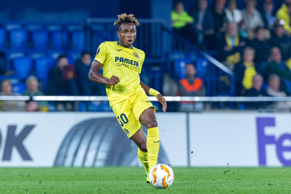 Chukwueze Scores On Copa Del Rey Debut