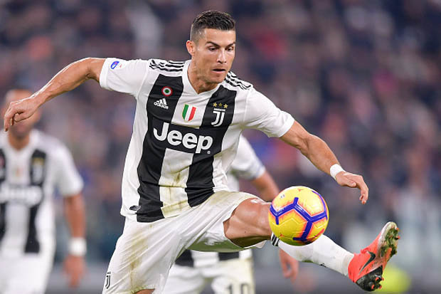 Allegri Backs Ronaldo To End 6 Game Goal Drought