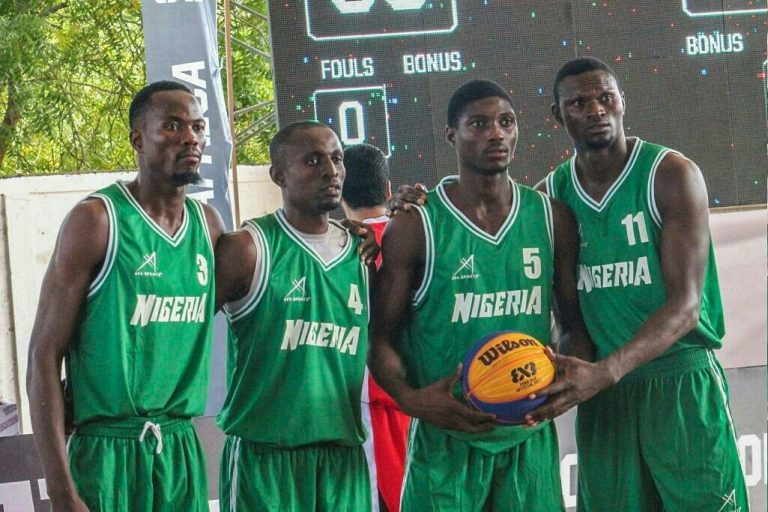 Nigerian Teams Arrive Lomé For 2018 FIBA 3×3 Africa Cup