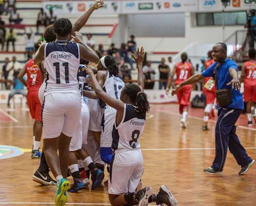 FIBAACCW: Nwajei Shines As First Bank Basketball Club Claim Bronze Medal