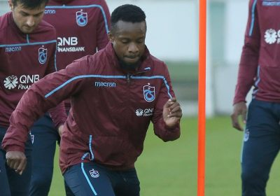 Onazi: I'll Be Fit For AFCON 2019