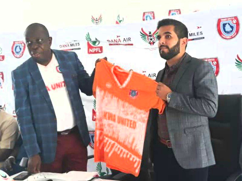 Brazilian Coach Everton Joins Akwa United On One-Year Deal, Vows To Win Trophy