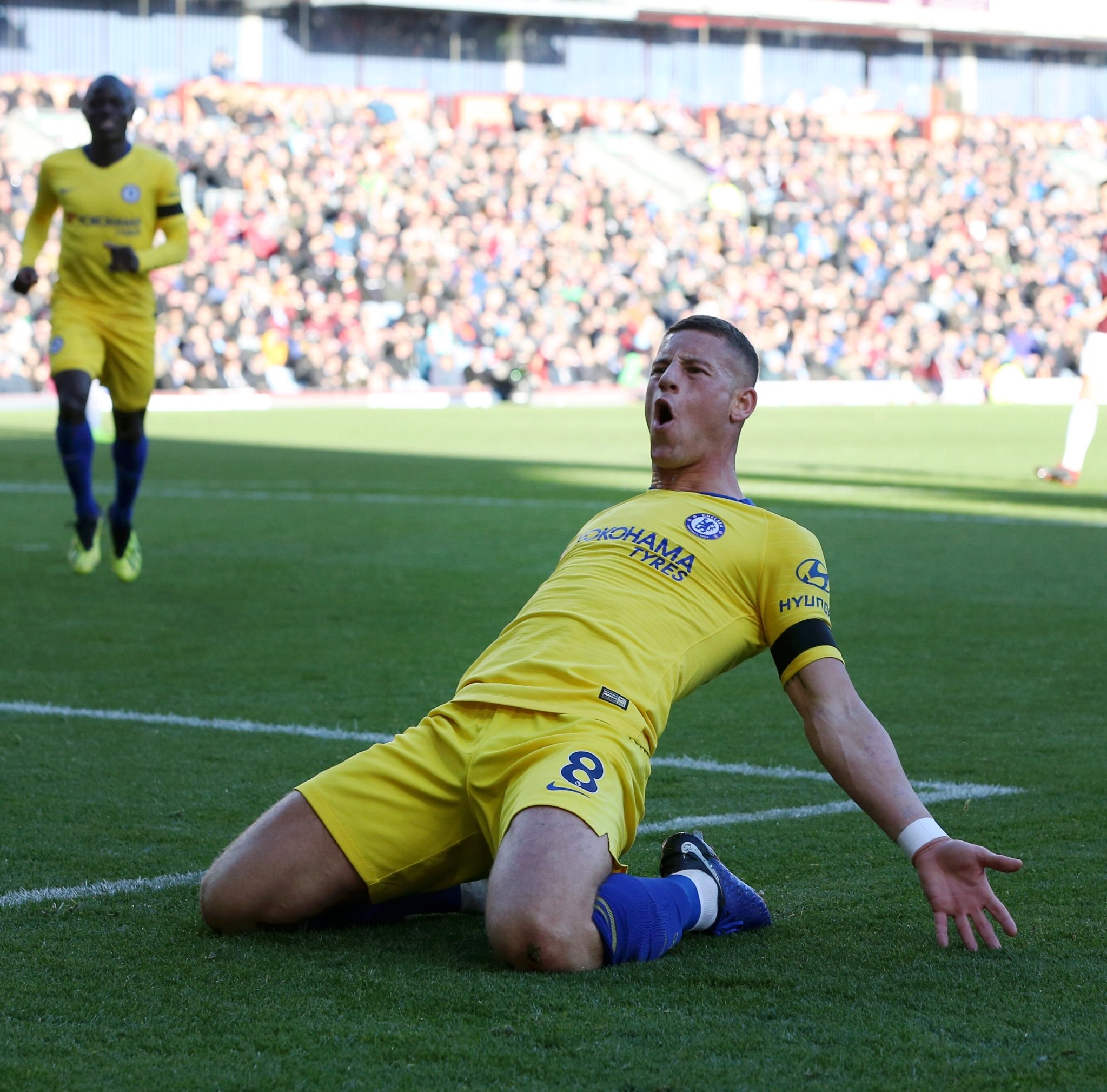 Chelsea Boy Barkley Expects Jeers From Everton Fans At Stamford Bridge