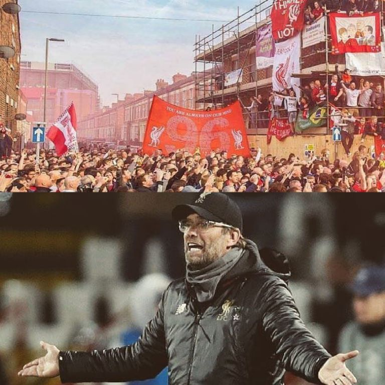 Klopp To Liverpool Fans: 'Stay At Home If You Think Fulham Will Be Easy Pie At Anfield'