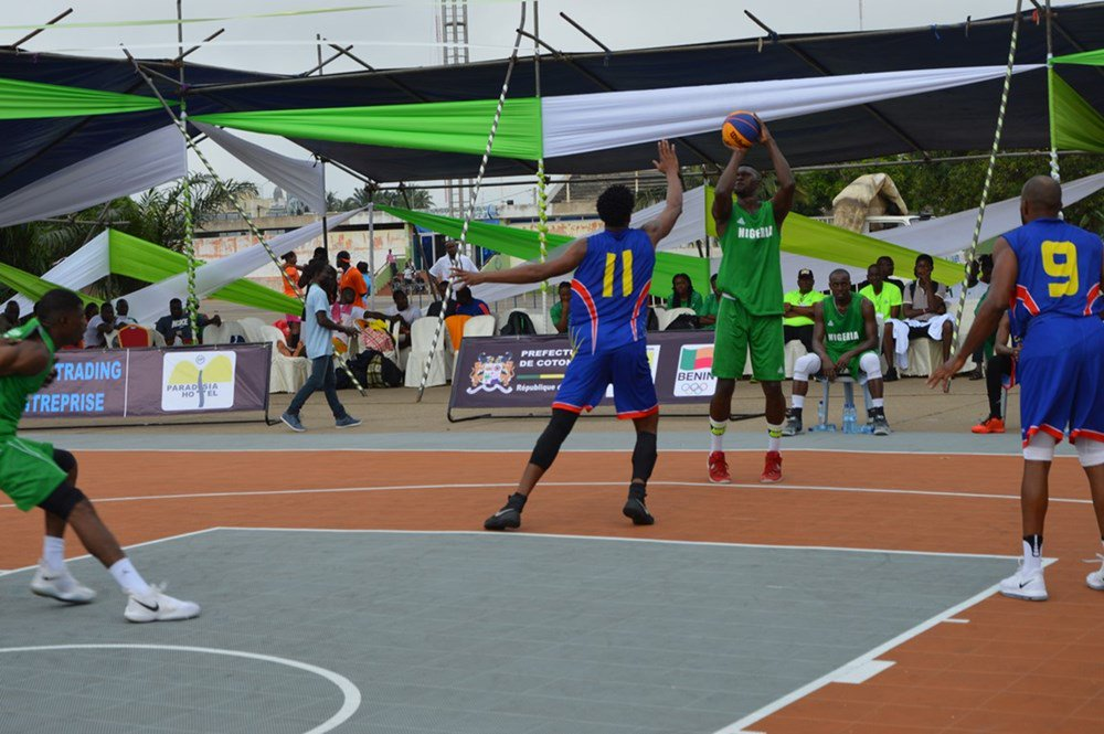 2018 FIBA 3×3: D'Tigers, D'Tigress  Qualify For Quarter-Finals