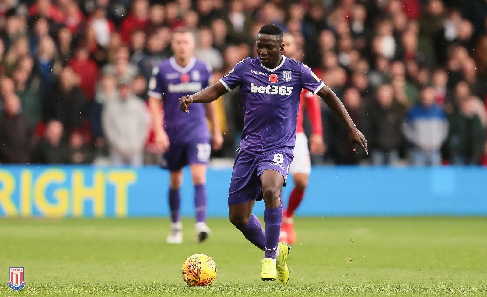 Etebo Delighted To Be Fit Again, Back In Action