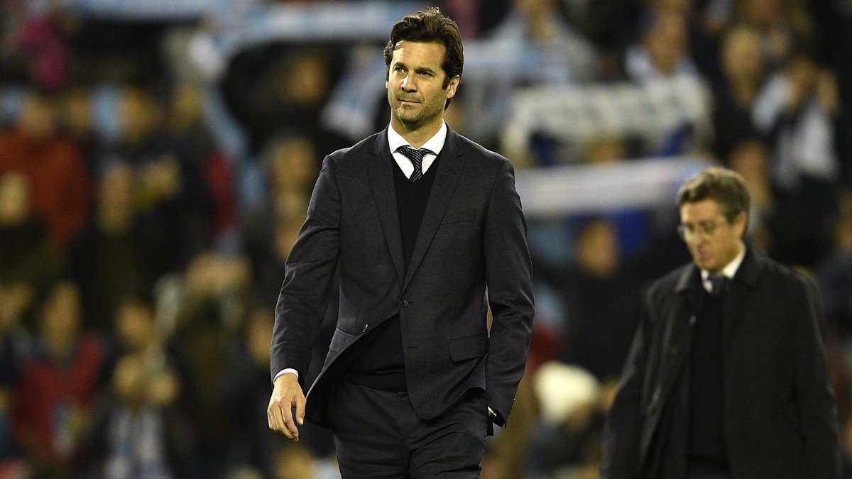 Real Madrid Hand Solari 3-Year Deal