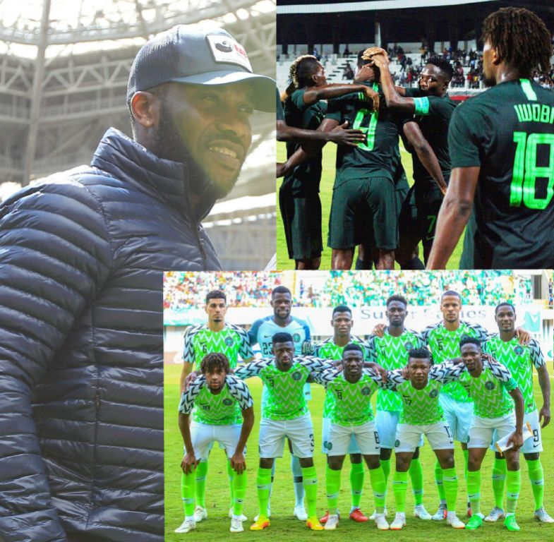 Okocha Backs Super Eagles To Beat Bafana In Johannesburg