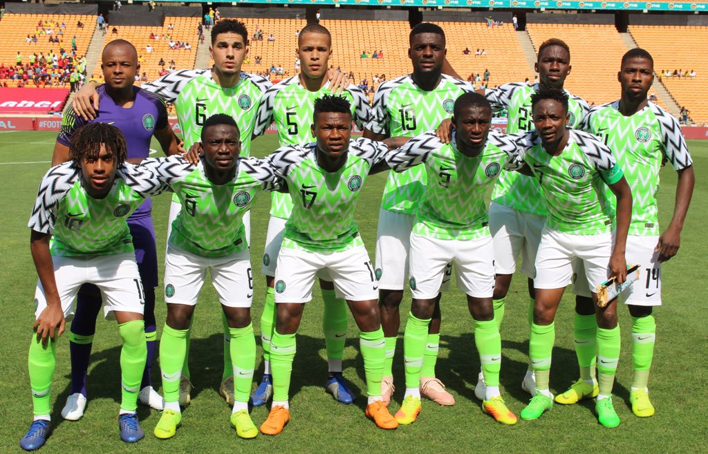 Super Eagles Retain 44th Position In Latest FIFA World Ranking, Drop To 4th In Africa