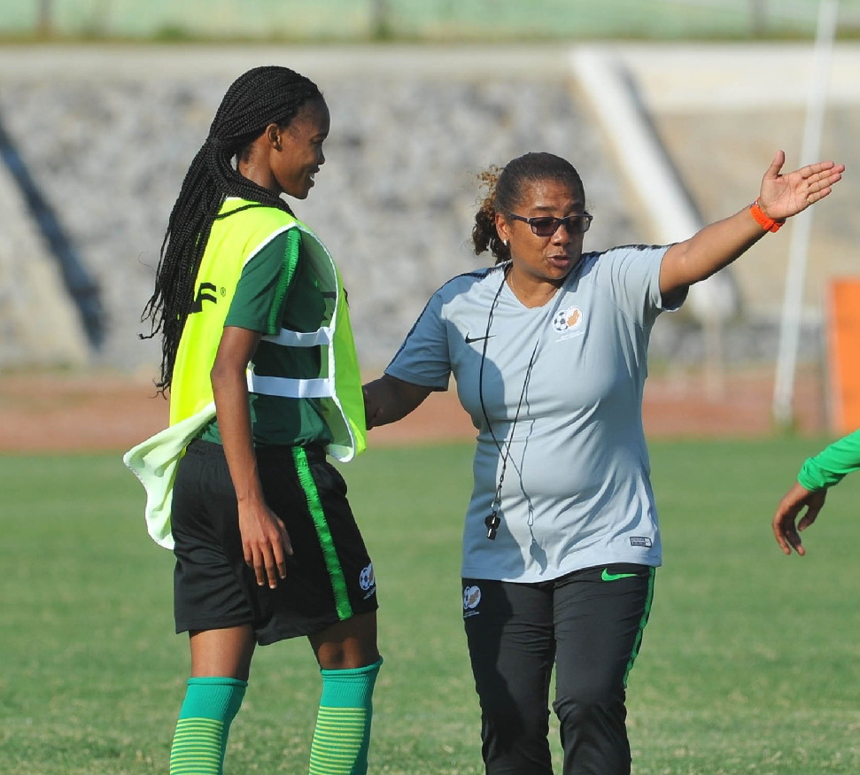 Ellis: Banyana Banyana Seized One Moment Of Brilliance To Beat Super Falcons