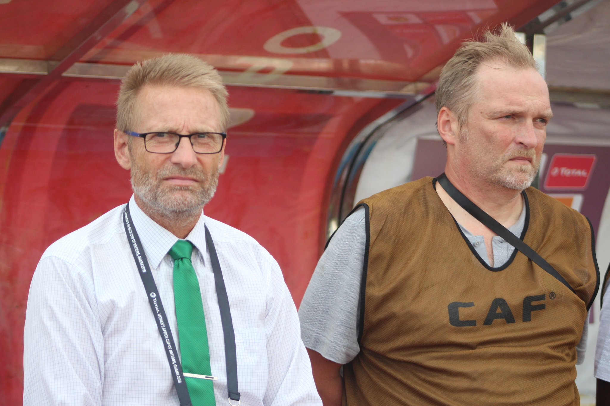 Dennerby: Super Falcons Defended Well To Beat Strong Cameroon