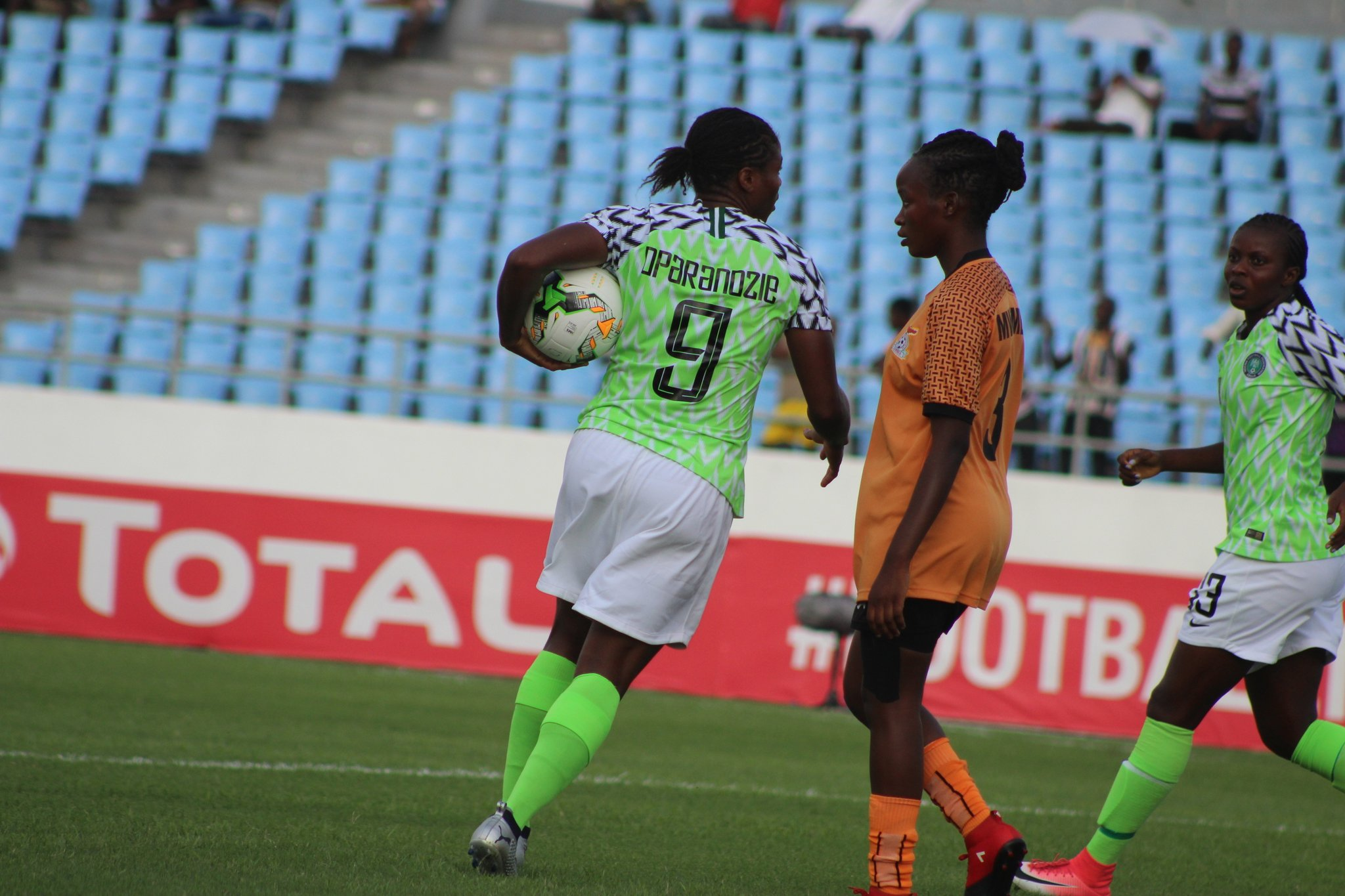 5 Takeaways From Super Falcons Win Vs Zambia
