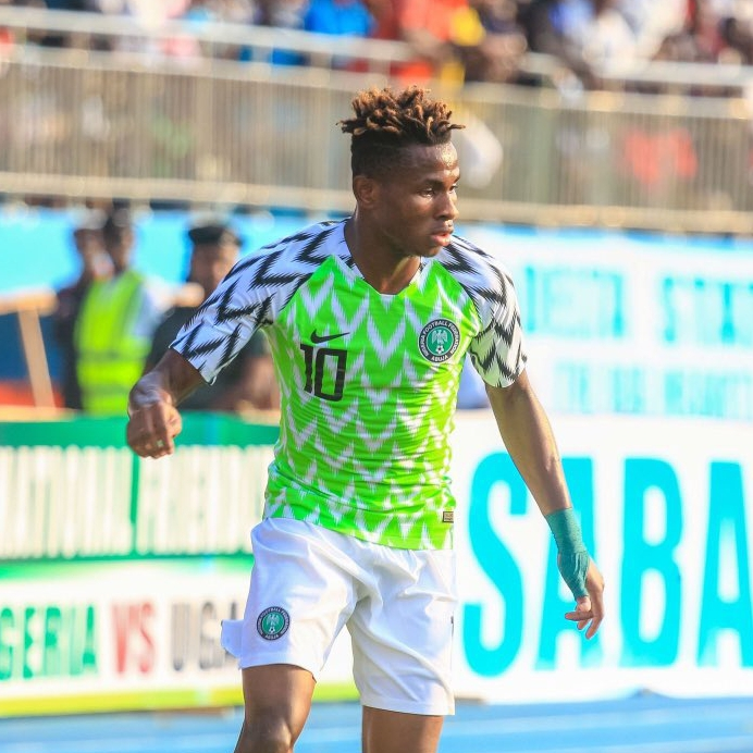 Villarreal Thrilled With Chukwueze's  Super Eagles Debut