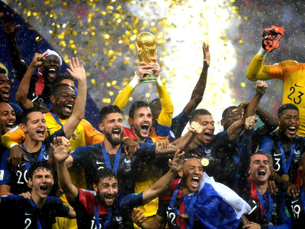 FIFA  Considers Proposal To Stage World Cup Every Two Years