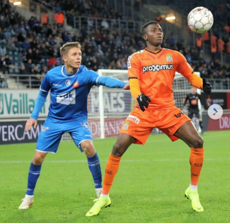 Osimhen: Charleroi Loan Career Has  Restored My Confidence