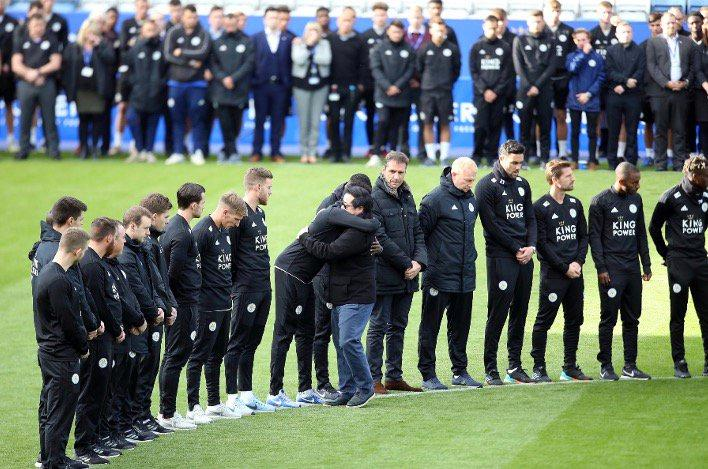 Ndidi, Iheanacho To Attend Leicester City Owner's  Funeral In Thailand