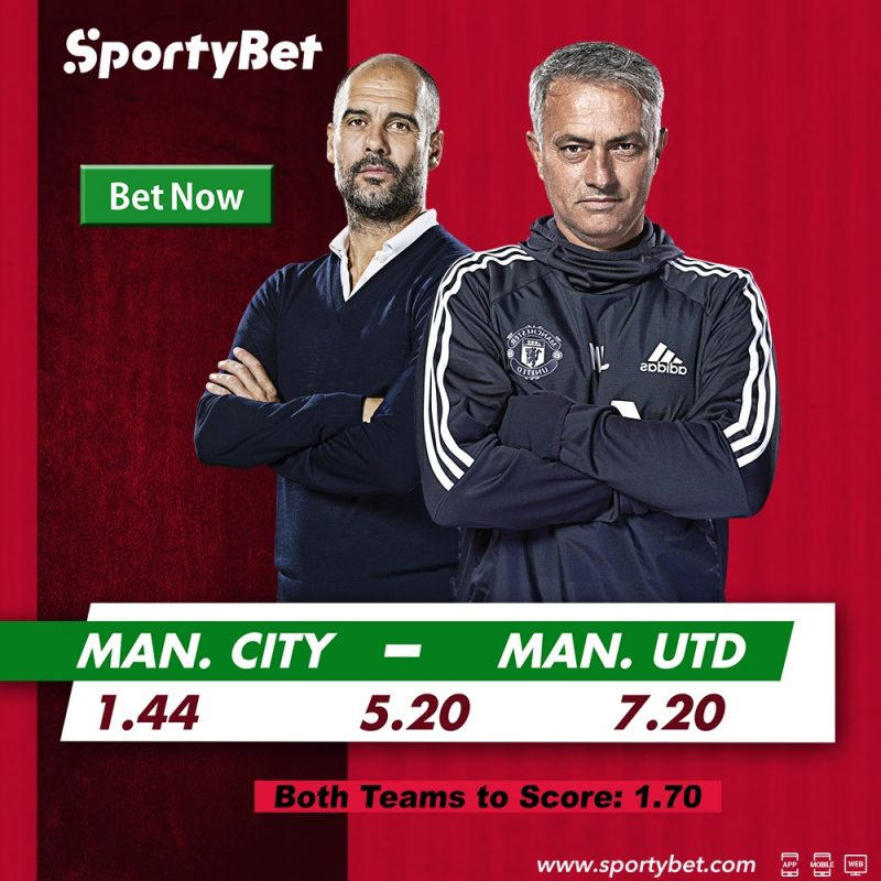 Man City vs Man United: Manchester Derby Betting Preview
