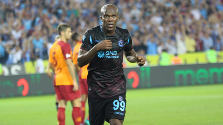 Nwakaeme Backs Trabzonspor To Bounce Back After Heavy Defeat