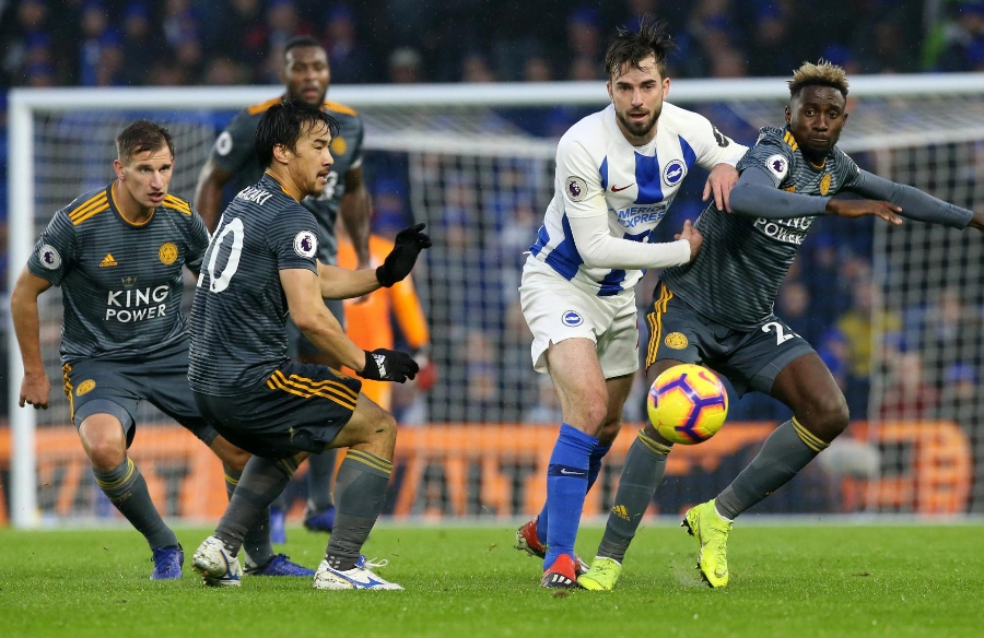 Ndidi: Leicester Fought Hard To Earn Away Point At Brighton