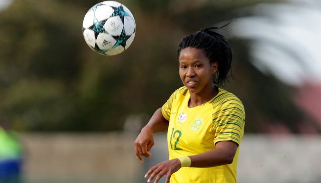 Banyana Banyana Shock Falcons In AWCON Opener