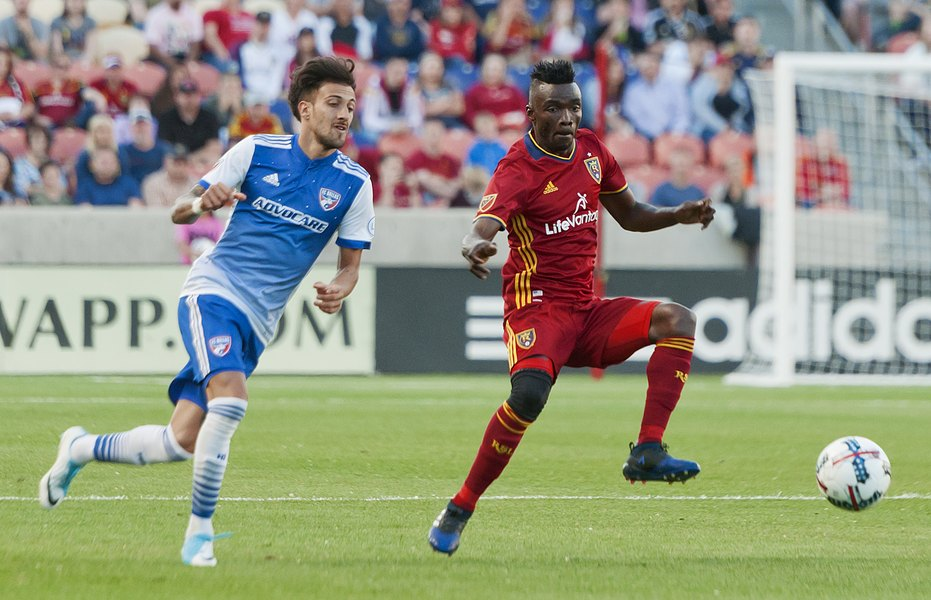Stephen Quits Real Salt Lake After 3 Years