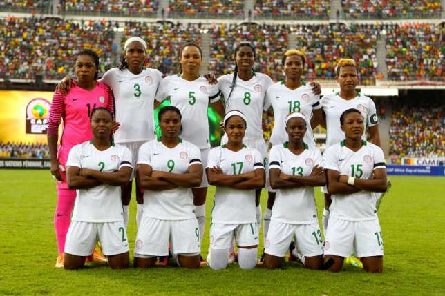 NFF Lines Up 10 Friendlies For Falcons Ahead Women's World Cup
