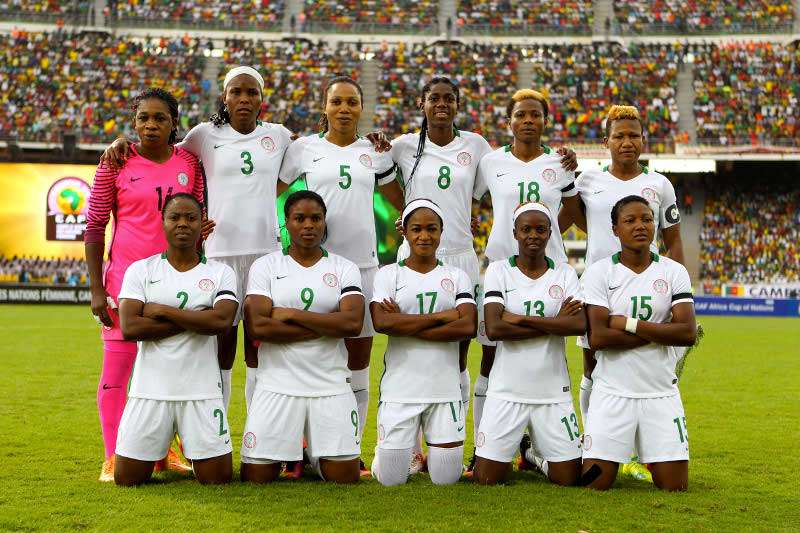 2018 Women's AFCON: Super Falcons Arrive In Cape Coast From Abidjan