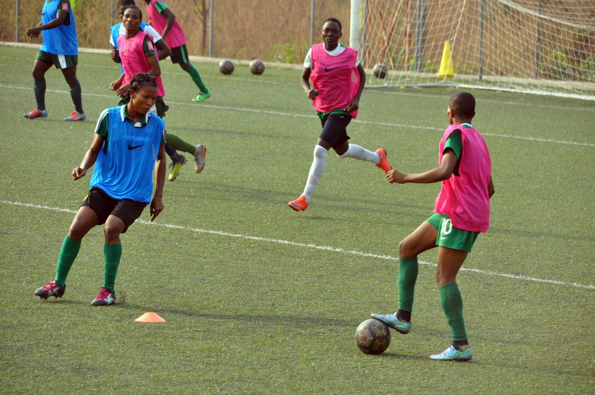 Super Falcons lose 3-2 In Friendly Match