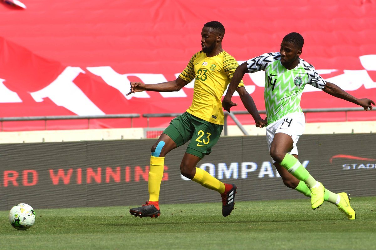 Yobo Hails Eagles For AFCON 2019 Qualification