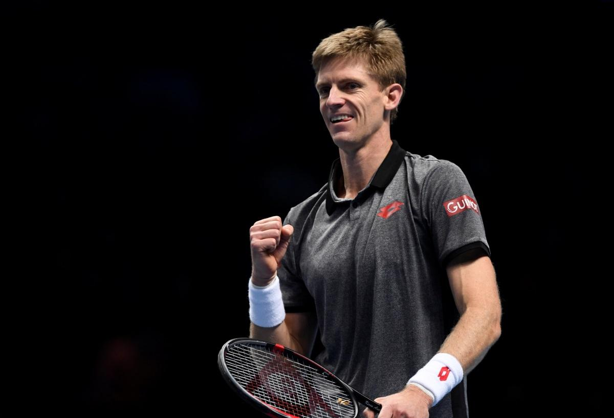 Anderson Makes Winning ATP Bow