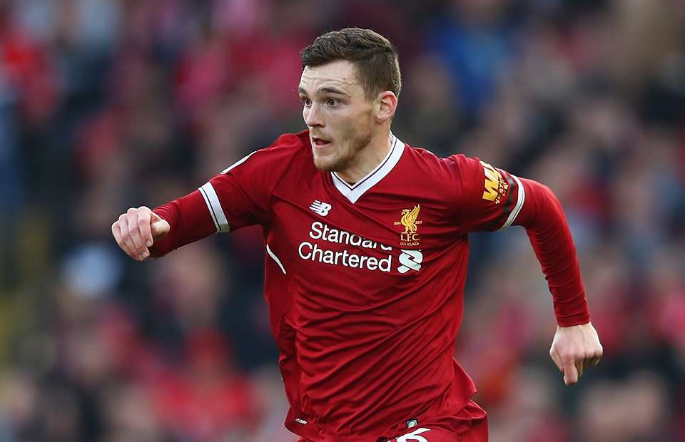 Robertson Backs Reds For PSG Win