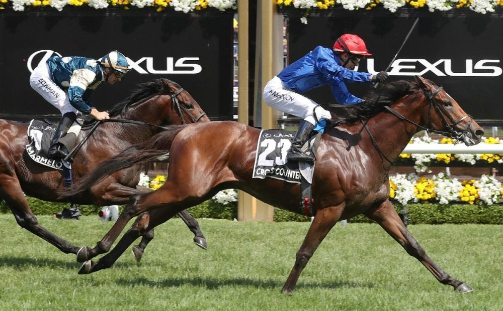Appleby Enjoys 'Special Day' In Melbourne