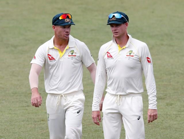 'Ashamed' Warner Wants Aussie Support