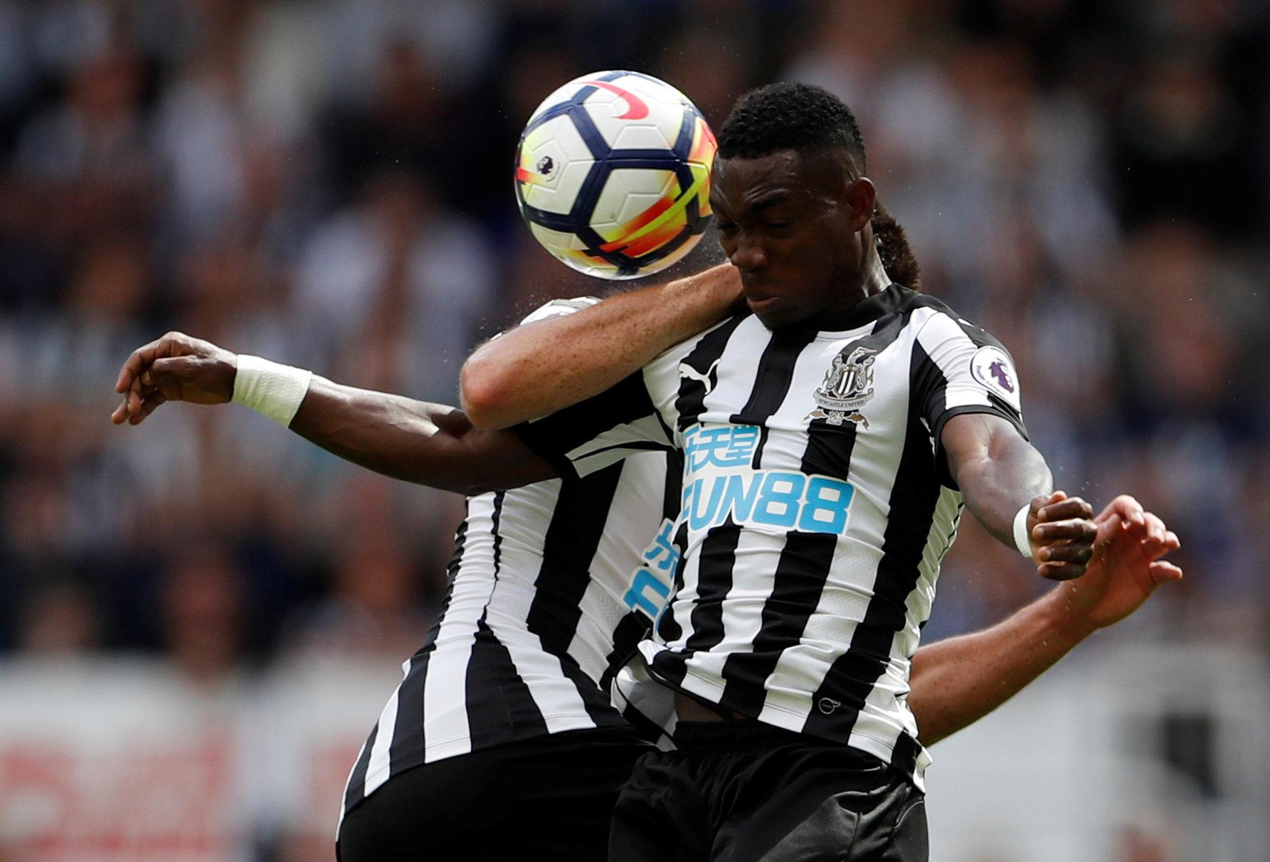Atsu Encouraged By Magpies Confidence