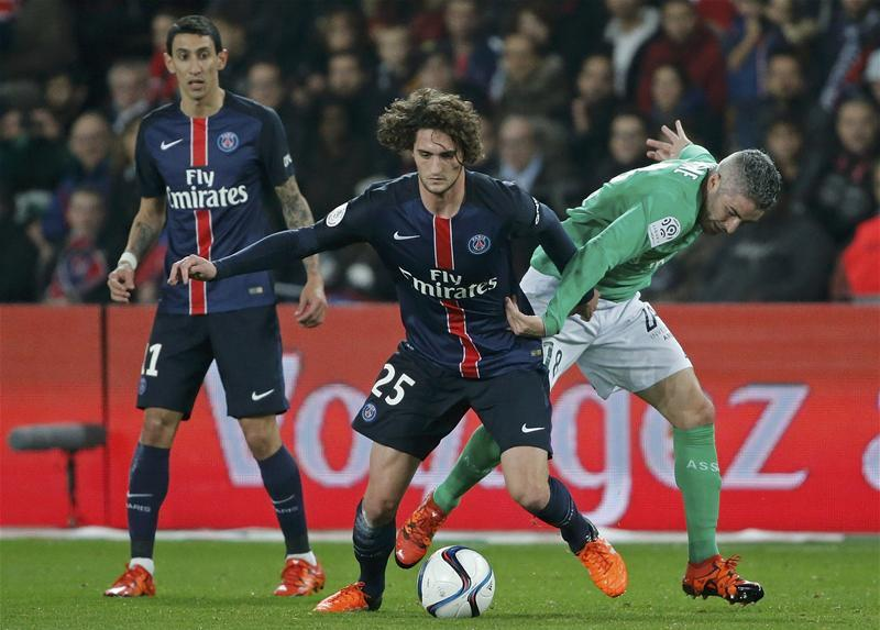 Barca tipped to lead Rabiot chase
