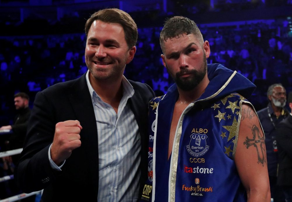 Bellew Confident Ahead Of clash