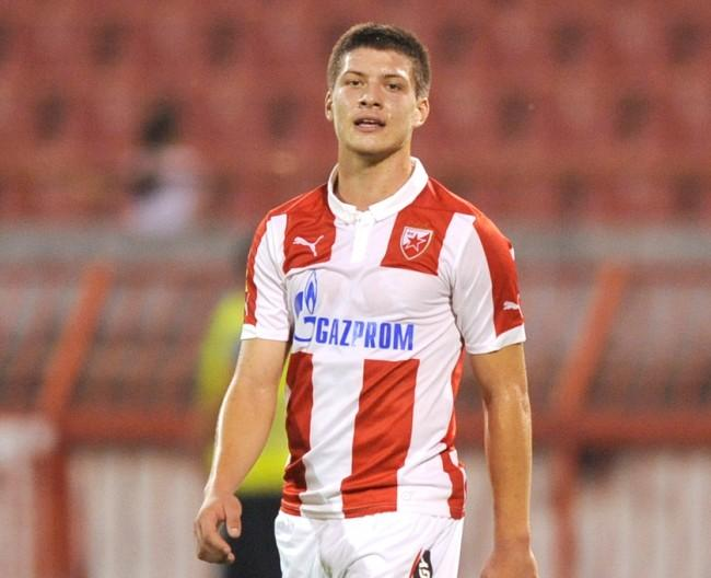 Jovic On Liverpool Radar