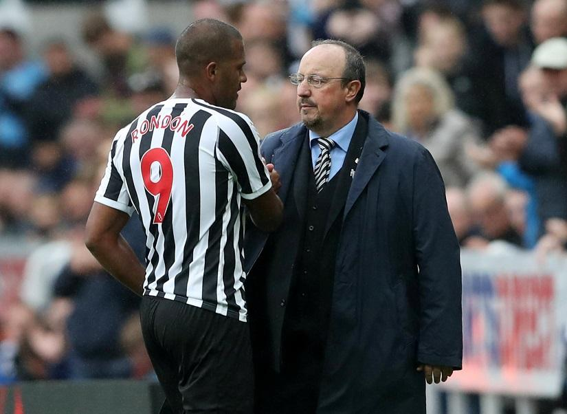 Benitez Coy On Permanent Rondon Deal