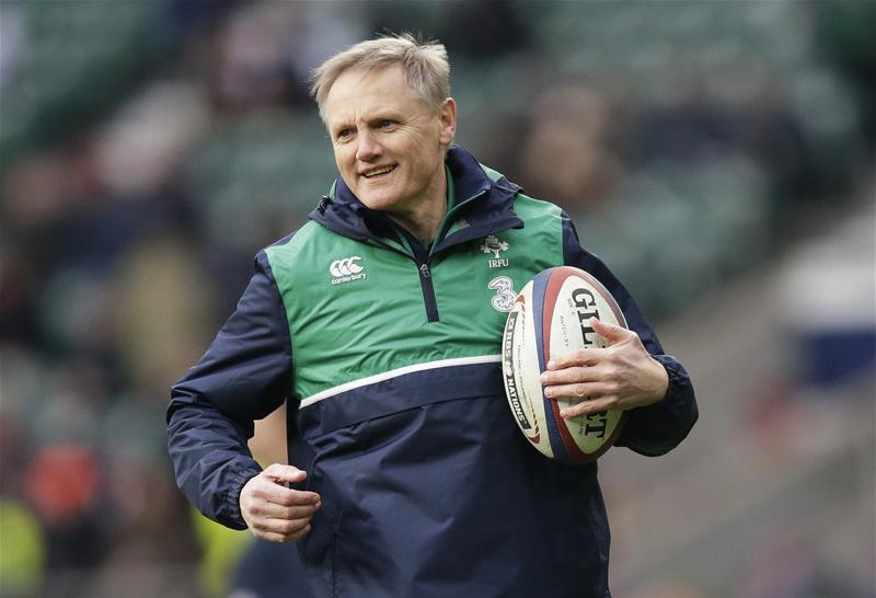 Best Hopes Schmidt Sticks With Ireland
