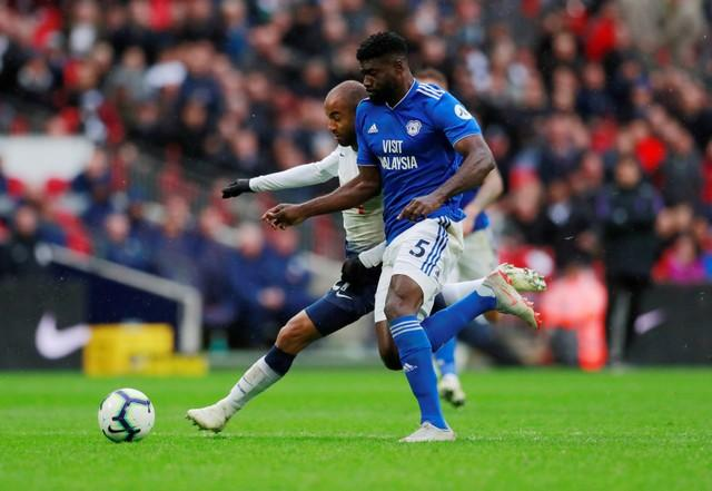 Bluebirds Defender At Fault In AFCON Loss