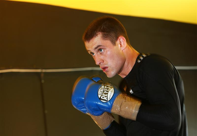Burns Hopes For Crolla Rematch