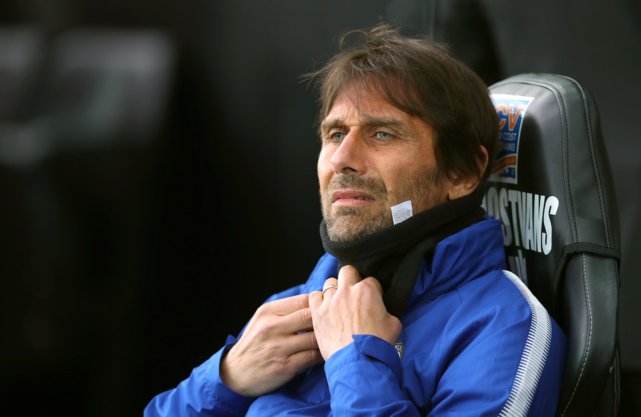 Calderon Not Expecting Conte Appointment